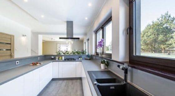 Full Kitchen view